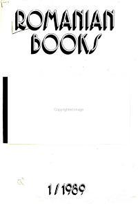 Romanian Books PDF