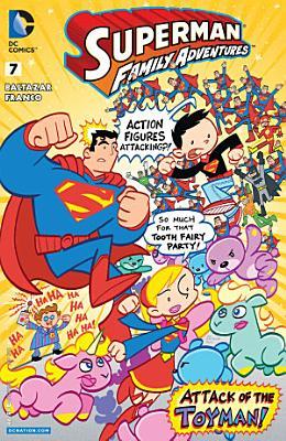 Superman Family Adventures  2012    7