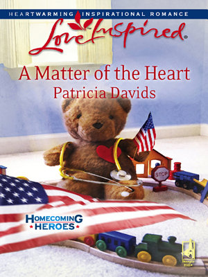 A Matter of the Heart  Mills   Boon Love Inspired   Homecoming Heroes  Book 4