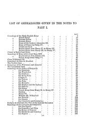 A Handbook in Outline of the Political History of England to 1887