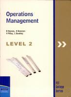 FCS Operations Management l2 PDF