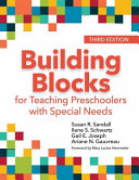 Building Blocks for Teaching Preschoolers with Special Needs PDF