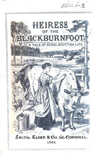 Heiress of the Blackburnfoot