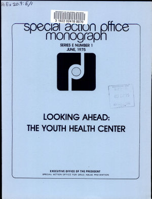 Looking Ahead   the Youth Health Center PDF