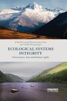 Ecological Systems Integrity PDF