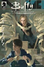 Buffy the Vampire Slayer Season 9 #4