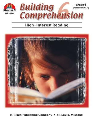 Building Comprehension   Grade 6  eBook  PDF