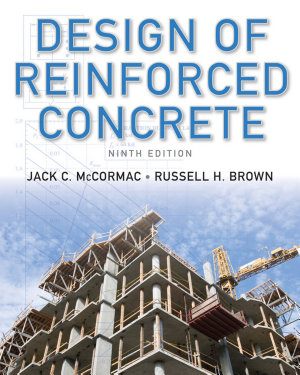 Design of Reinforced Concrete  9th Edition PDF