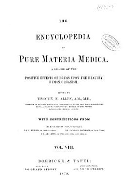 The Encyclopedia of Pure Materia Medica PDF