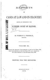 Illinois Reports: Official Reports of the Supreme Court of Illinois, Volume 89