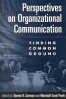 Perspectives on Organizational Communication PDF