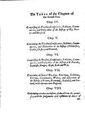 The Antipathie of the English Lordly Prelacie, Both to Regall Monarchy, and Civil Unity: Or, An Historicall Collection of the Severall Execrable Treasons, Conspiracies, Rebellions, Seditions, State-schismes, Contumacies, Antimonarchicall Practices, & Oppressions of Our English, British, French, Scottish, and Irish Lardly Prelates, Against Our Kingdomes, Lawes, Liberties; and of the Severall Warres, and Civil Dissentions Occasioned by Them, in Or Against Our Realm, in Former and Latter Ages ...