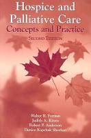 Hospice and Palliative Care PDF