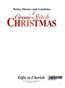 A Cross Stitch Christmas PDF