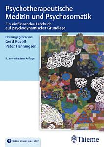 Psychotherapeutische Medizin und Psychosomatik PDF