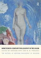 Nineteenth Century Philosophy of Religion PDF