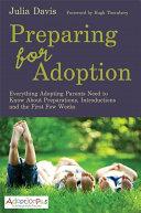 Preparing for Adoption