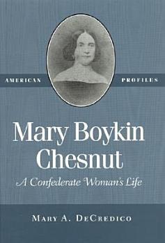 Mary Boykin Chesnut PDF