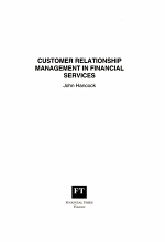 Customer Relationship Management in Financial Services