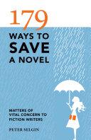 179 Ways to Save a Novel PDF