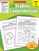 Scholastic Success With Reading Comprehension