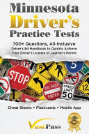 Minnesota Driver's Practice Tests