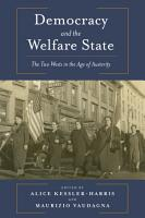 Democracy and the Welfare State PDF