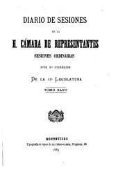 Diario de sesiones de la Cámara de Representantes: Volumen 14