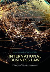 International Business Law Book
