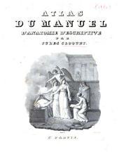 Manuel d'anatomie descriptive du corps humain représentée en planches lithographiees: Atlas, Volume3