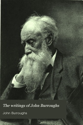 The Writings of John Burroughs: Leaf & tendrill