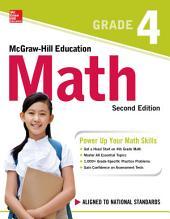 McGraw-Hill Education Math Grade 4, Second Edition: Edition 2