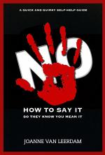 No! How To Say It So They Know You Mean It