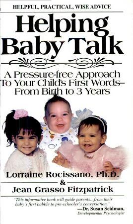 Helping Baby Talk PDF
