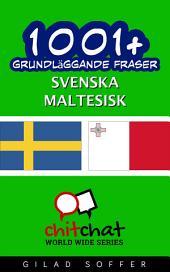 1001+ grundläggande fraser svenska - maltesisk