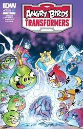 Angry BirdsTransformers #1