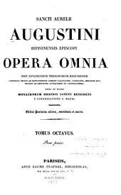 Opera omnia: Volume 8