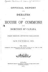 Debates: Official Report, Volume 31