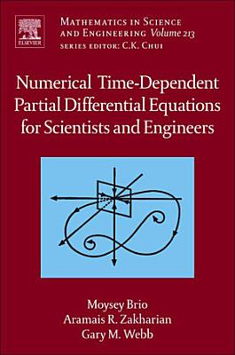 Numerical Time Dependent Partial Differential Equations For Scientists And Engineers