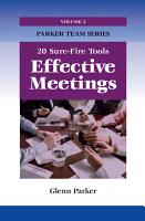 Effective Meetings PDF
