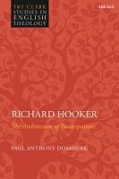 Richard Hooker PDF
