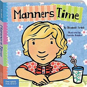 Manners Time Book