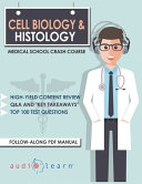 Cell Biology and Histology   Medical School Crash Course PDF