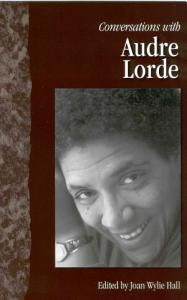 Conversations with Audre Lorde Book