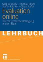 Evaluation online PDF