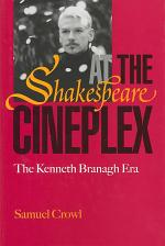 Shakespeare at the Cineplex