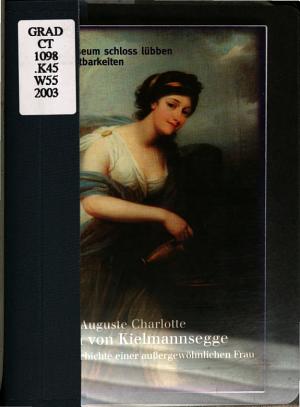 Auguste Charlotte  Gr  fin von Kielmannsegge PDF