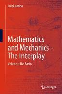 Mathematics and Mechanics   The Interplay