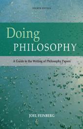 Doing Philosophy: Edition 4