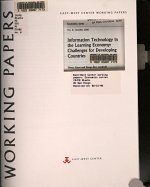 Information Technology in the Learning Economy PDF